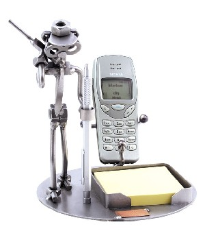 811 GSM houder man en block €49,50