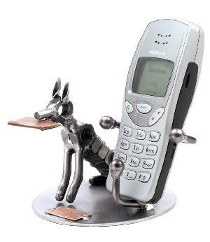 816 hond GSM-houder €25,-